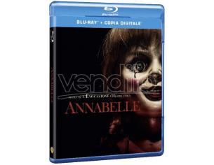 ANNABELLE HORROR - BLU-RAY