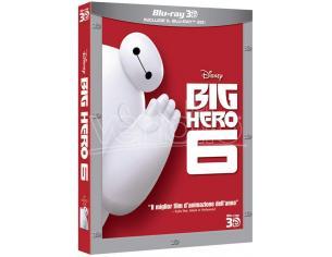 BIG HERO 6 3D ANIMAZIONE - BLU-RAY
