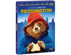 PADDINGTON STEELBOOK EDITION COMMEDIA - BLU-RAY