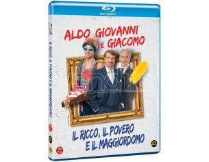 IL RICCO, POVERO E MAGGIORDOMO COMMEDIA - BLU-RAY