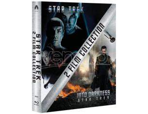 STAR TREK + INTO DARKNESS AZIONE AVVENTURA - 2 BLU-RAY