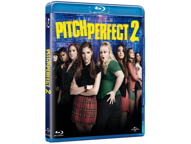 PITCH PERFECT 2 COMMEDIA - BLU-RAY