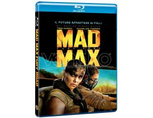 MAD MAX: FURY ROAD AZIONE - BLU-RAY
