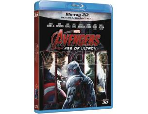 AVENGERS: AGE OF ULTRON 3D AZIONE - BLU-RAY