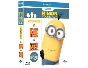 MINIONS COLLECTION ANIMAZIONE - BLU-RAY