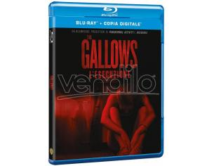 THE GALLOWS - L'ESECUZIONE HORROR BLU-RAY