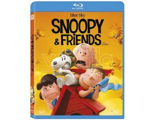 SNOOPY & FRIENDS ANIMAZIONE - BLU-RAY