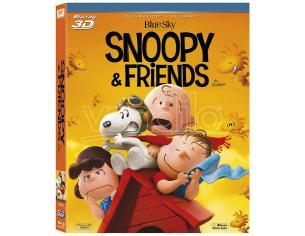SNOOPY & FRIENDS 3D ANIMAZIONE - BLU-RAY