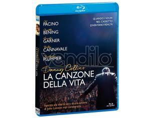 LA CANZONE DELLA VITA - DANNY COLLINS DRAMMATICO BLU-RAY