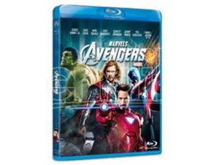 THE AVENGERS AZIONE - BLU-RAY