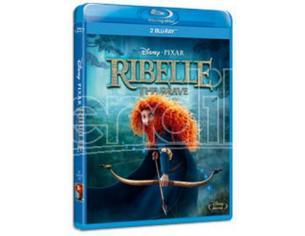RIBELLE - THE BRAVE ANIMAZIONE BLU-RAY