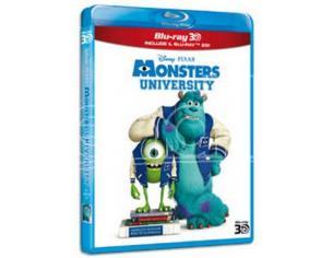 MONSTERS UNIVERSITY 3D ANIMAZIONE - BLU-RAY