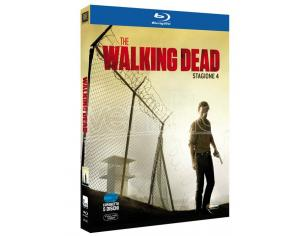 THE WALKING DEAD - STAGIONE 4 HORROR BLU-RAY