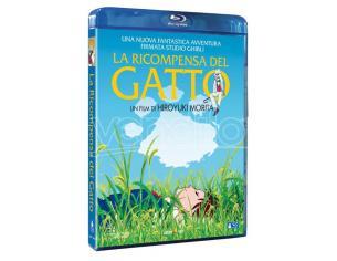 LA RICOMPENSA DEL GATTO ANIMAZIONE - BLU-RAY