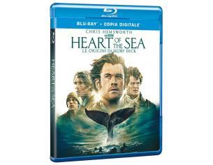 HEART OF THE SEA-LE ORIGINI DI MOBY DICK DRAMMATICO - BLU-RAY