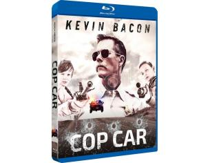 COP CAR THRILLER - BLU-RAY