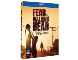 FEAR THE WALKING DEAD - STAGIONE 1 HORROR BLU-RAY