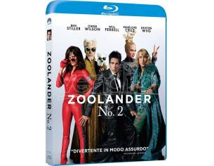 ZOOLANDER 2 COMMEDIA - BLU-RAY