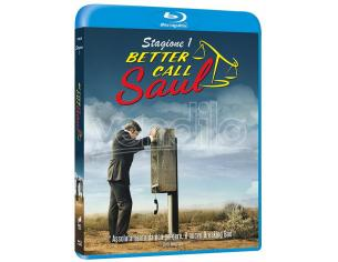 BETTER CALL SAUL - STAGIONE 1 DRAMMATICO BLU-RAY