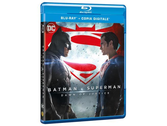 BATMAN VS SUPERMAN: DAWN OF JUSTICE AZIONE - BLU-RAY