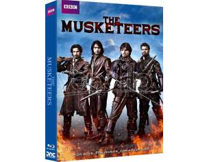 THE MUSKETEERS - STAGIONE 1 AZIONE BLU-RAY