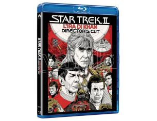 STAR TREK: L'IRA DI KAHN DIRECTOR'S CUT AZIONE - BLU-RAY