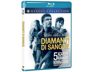 BLOOD DIAMOND AZIONE - BLU-RAY