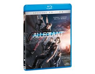 ALLEGIANT-THE DIVERGENT SERIES SPEC. ED. AZIONE AVVENTURA - BLU-RAY