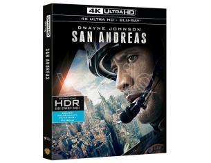 SAN ANDREAS 4K UHD AZIONE - BLU-RAY