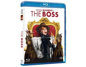 THE BOSS COMMEDIA - BLU-RAY