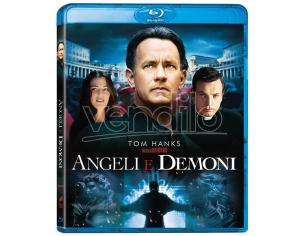 ANGELI E DEMONI NEW EDITION THRILLER - BLU-RAY