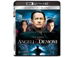 ANGELI E DEMONI 4K UHD THRILLER - BLU-RAY