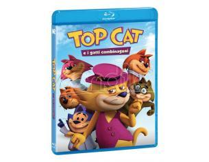TOP CAT E I GATTI COMBINA GUAI ANIMAZIONE - BLU-RAY