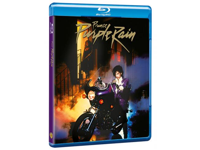 PURPLE RAIN DOCUMENTARIO - BLU-RAY