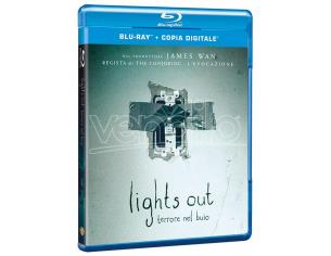 LIGHTS OUT - TERRORE NEL BUIO HORROR BLU-RAY