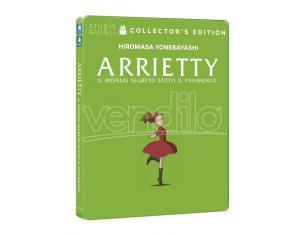 ARRIETTY STEELBOOK ED. ANIMAZIONE - BLU-RAY