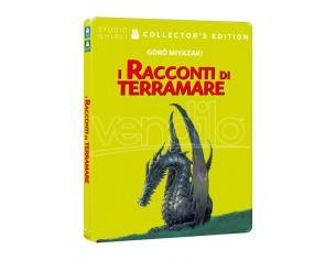 I RACCONTI DI TERRAMARE STEELBOOK ED. ANIMAZIONE - BLU-RAY
