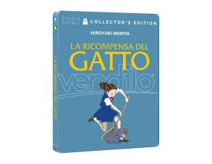 LA RICOMPENSA DEL GATTO STEELBOOK ED. ANIMAZIONE - BLU-RAY