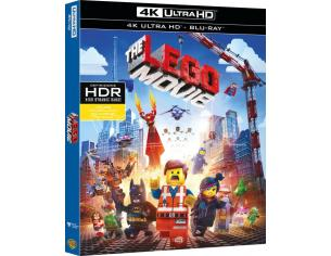 THE LEGO MOVIE 4K UHD ANIMAZIONE - BLU-RAY