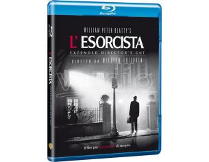 L'ESORCISTA - VERSIONE INTEGRALE HORROR BLU-RAY