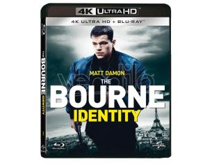 THE BOURNE IDENTITY 4K UHD AZIONE - BLU-RAY