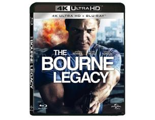 THE BOURNE LEGACY 4K UHD AZIONE - BLU-RAY