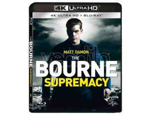 THE BOURNE SUPREMACY 4K UHD AZIONE - BLU-RAY