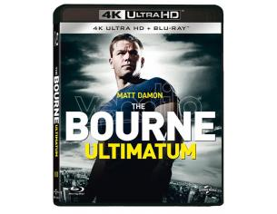 THE BOURNE ULTIMATUM 4K UHD AZIONE - BLU-RAY
