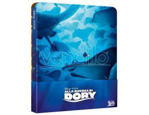 ALLA RICERCA DI DORY 3D STEELBOOK ED. ANIMAZIONE - BLU-RAY