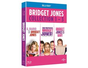 BRIDGET JONES COLLECTION (1-3) COMMEDIA - BLU-RAY
