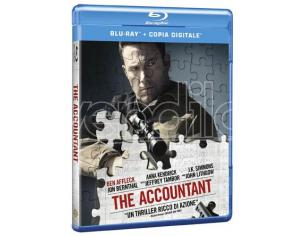 THE ACCOUNTANT AZIONE - BLU-RAY