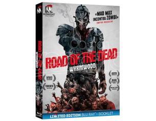 ROAD OF THE DEAD - WYRMWOOD HORROR BLU-RAY