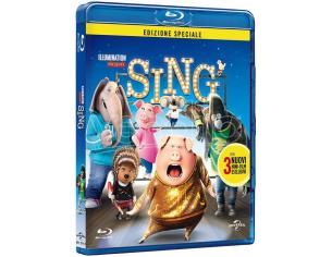 SING ANIMAZIONE - BLU-RAY