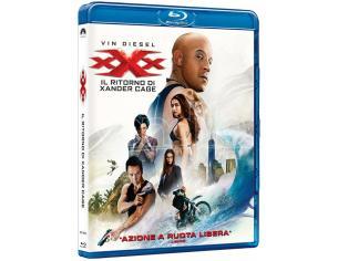 XXX:IL RITORNO DI XANDER CAGE AZIONE AVVENTURA - BLU-RAY